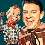 Howdy Doody and Bob Smith, 1948